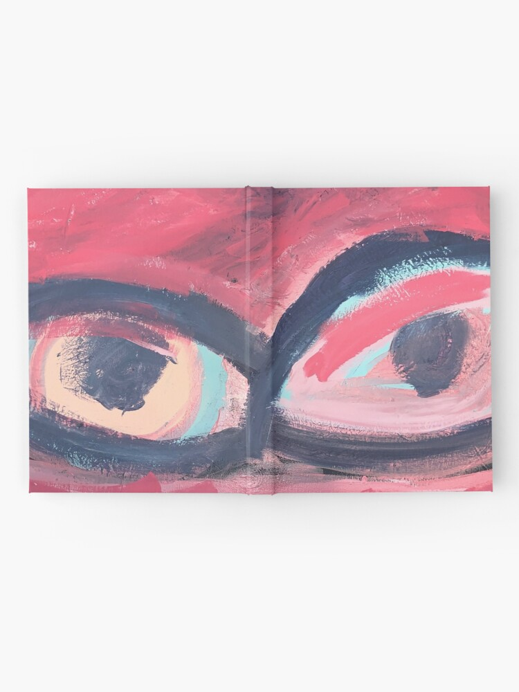 Alternate view of Pink Eye Hardcover Journal