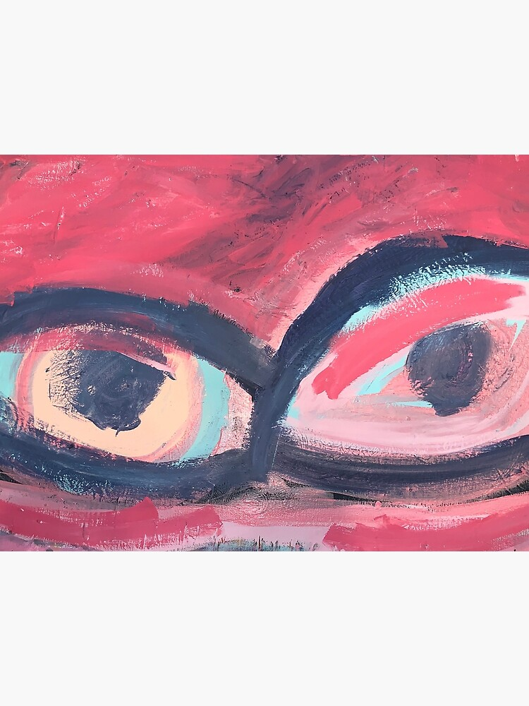Pink Eye by Margaretmilrose