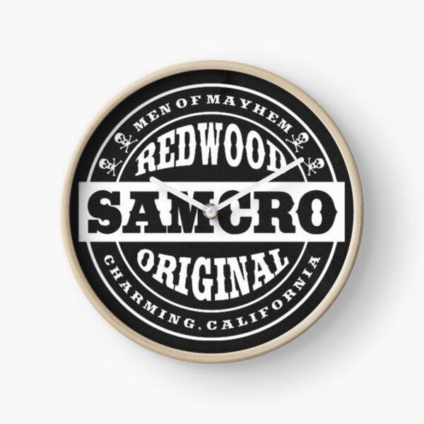 Sons of Anarchy ,   Samcro  , SOA , coque telephone , sac  Horloge