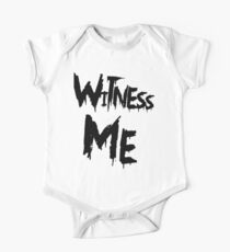 Witness Me One Piece - Short Sleeve