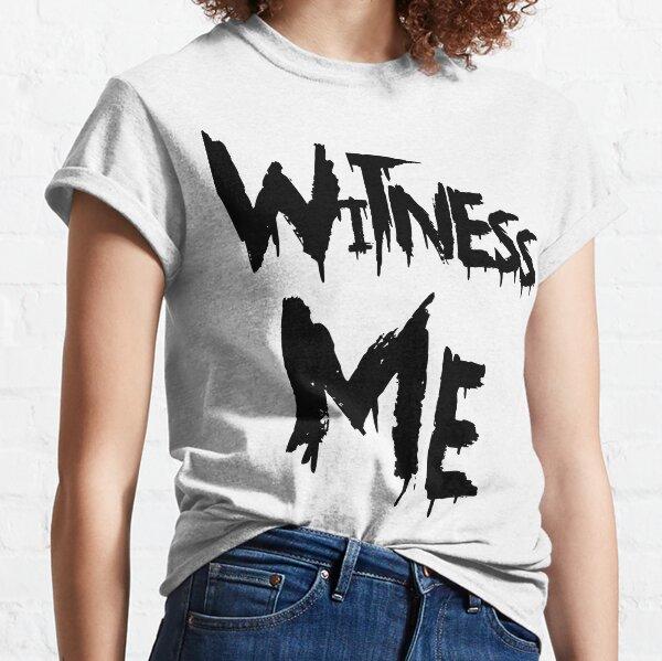 Témoin Me T-shirt classique