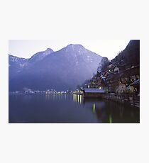 Hallstatt Austria Photographic Print