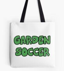 Garden Soccer Tote Bag
