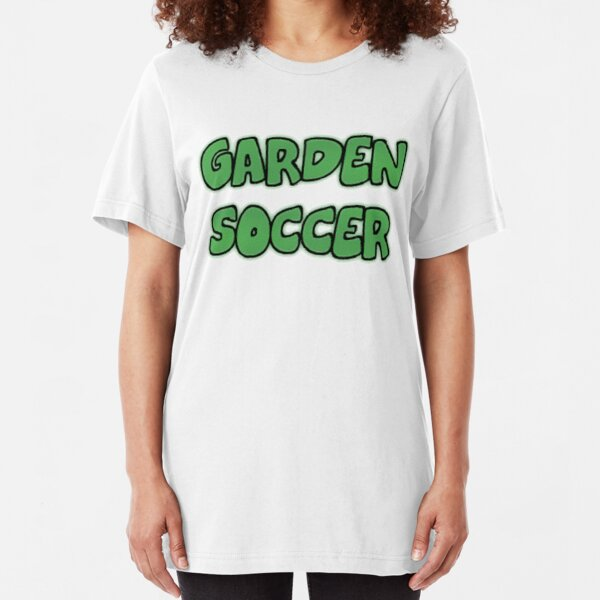 Garden Soccer Slim Fit T-Shirt