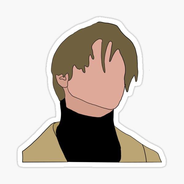 RUEL Sticker