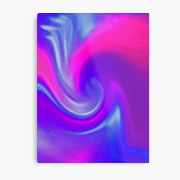 Wave of Bliss! Metal Print