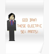 The IT Crowd – God Damn These Electric Sex Pants! Poster