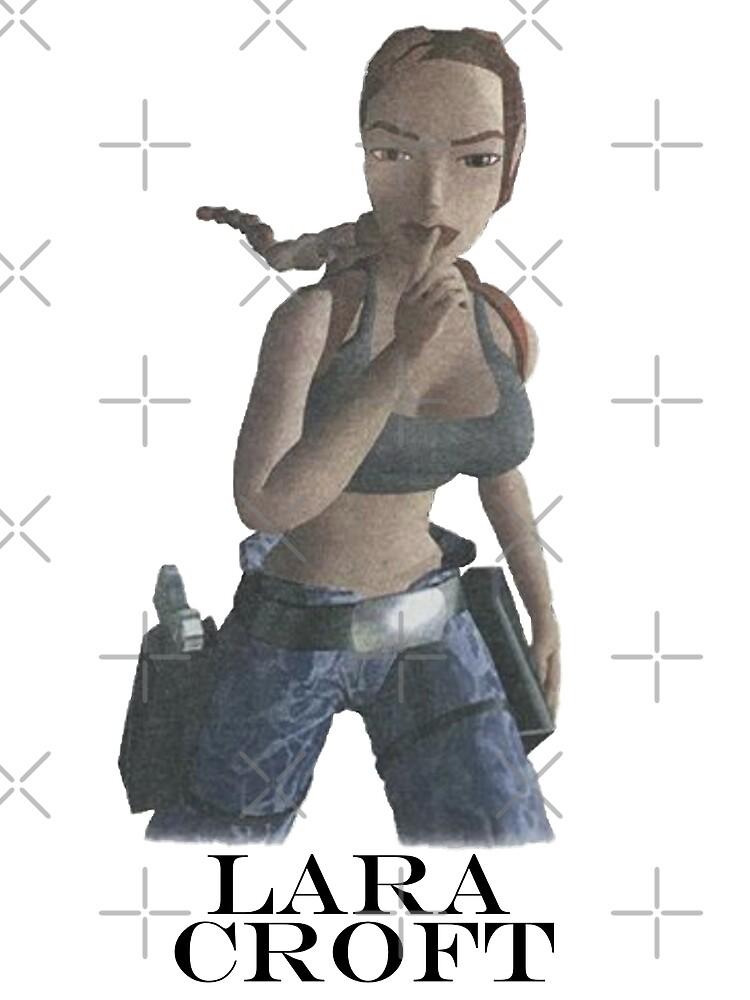 video game lara croft tomb raider