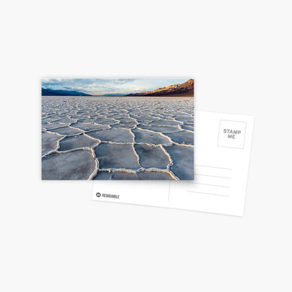 Badwater Creations Postcard