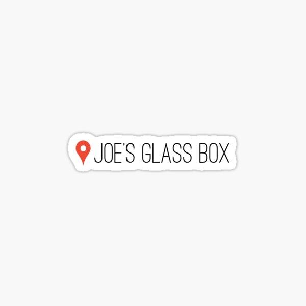 joes box | you netflix  Sticker