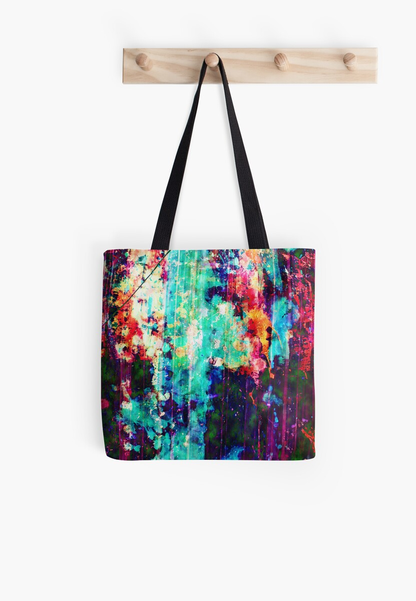Shower Curtain 1 Tote Bags By Graham Cox