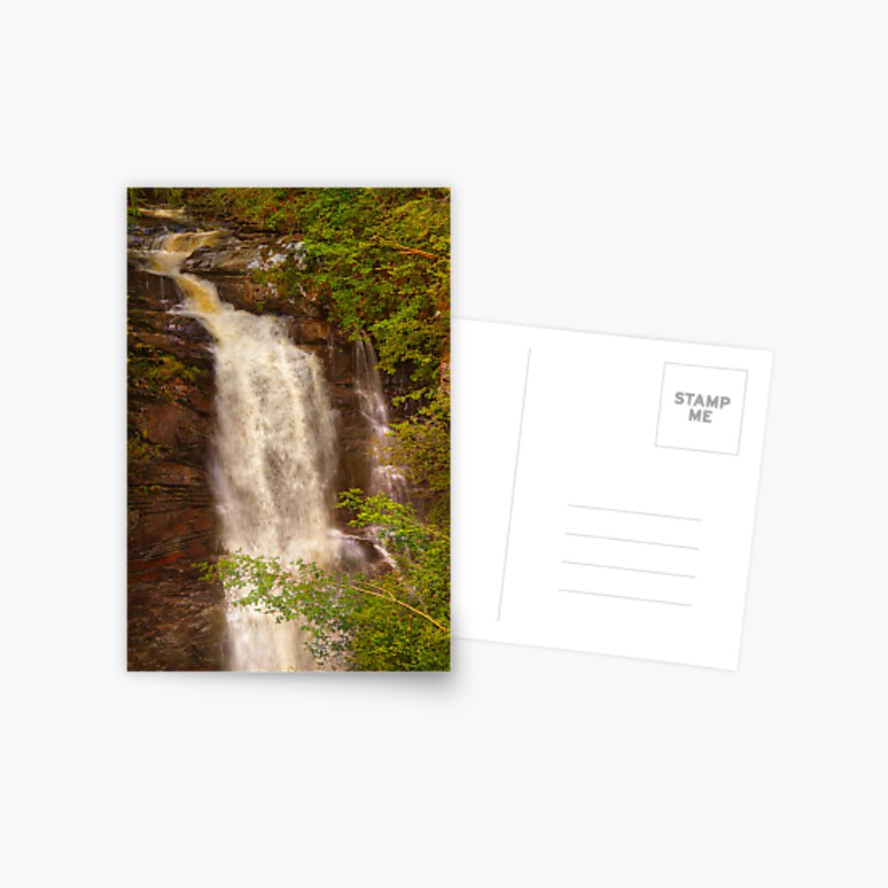 Birks of Aberfeldy (2) Postcard
