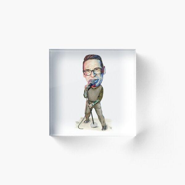 "Mike ""Gabby"" Gaborno - Cadillac Tramps Acrylic Block"