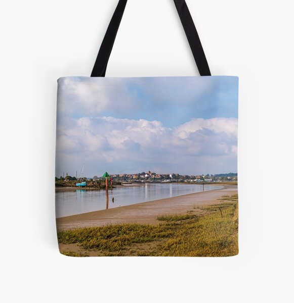 Rye, East Sussex All Over Print Tote Bag