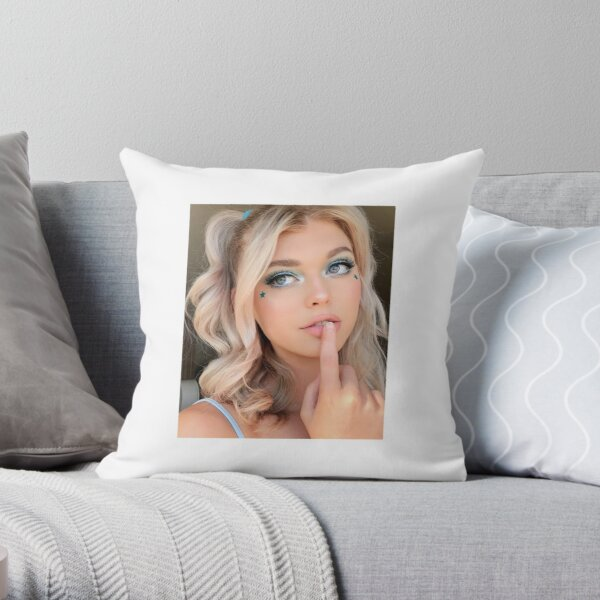 Loren Gray Beech Pillows Cushions Redbubble