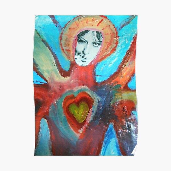 Katherine Lucy Bridget Burke-topus Poster