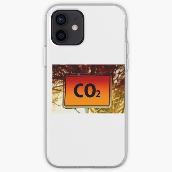 CO2 iPhone Flexible Hülle
