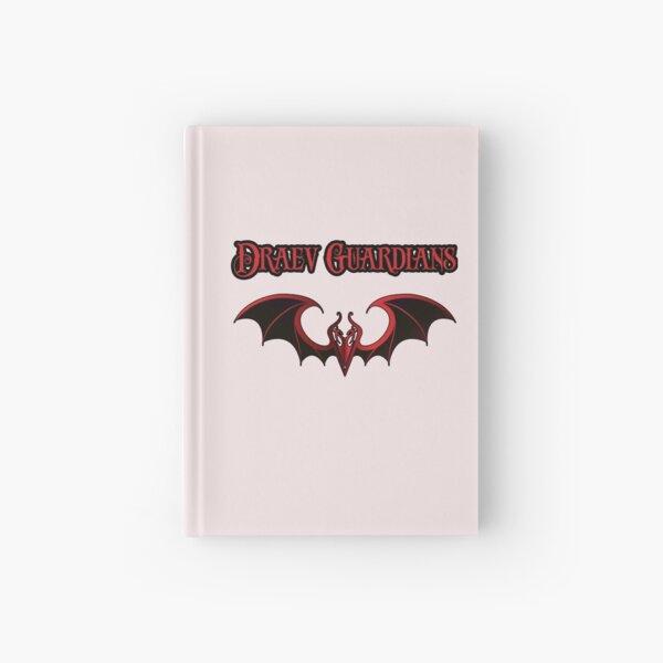 Draev Guardians wing symbol Hardcover Journal