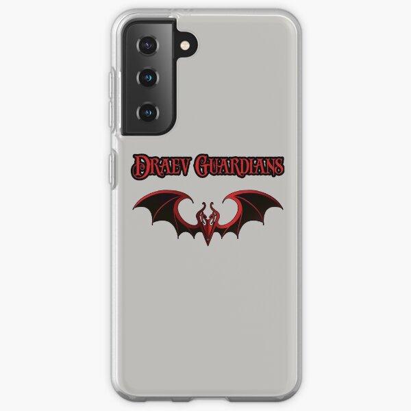Draev Guardians wing symbol Samsung Galaxy Soft Case