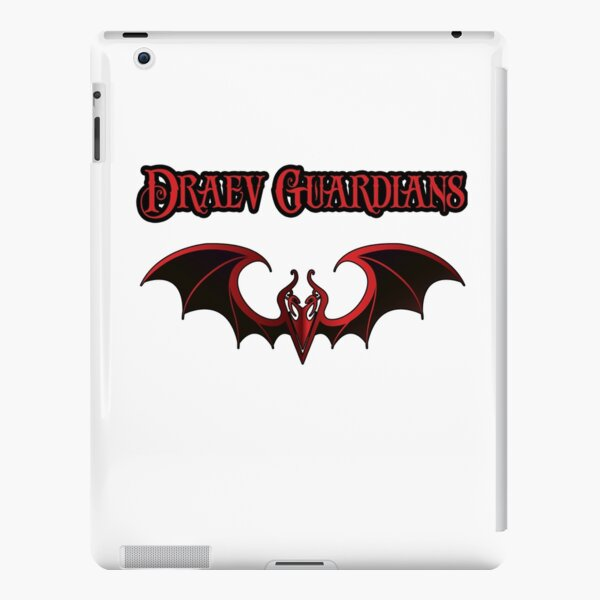 Draev Guardians wing symbol iPad Snap Case