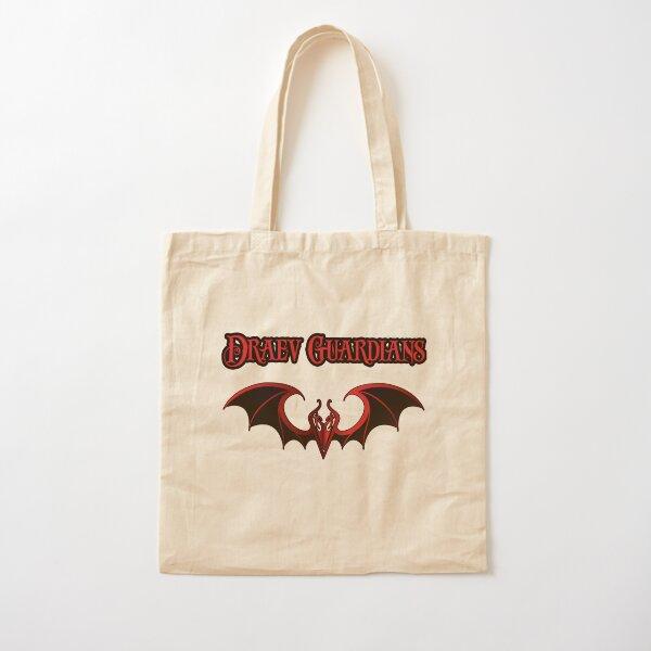 Draev Guardians wing symbol Cotton Tote Bag