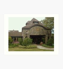 Chateau Morrisette Winery   ^ Art Print