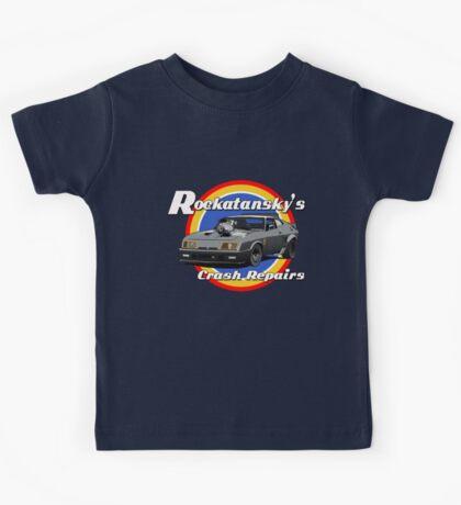 Rockatansky's Crash Repairs Kids Clothes