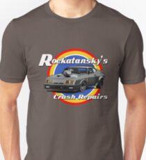 Camiseta ajustada Las colisiones de Rockatansky