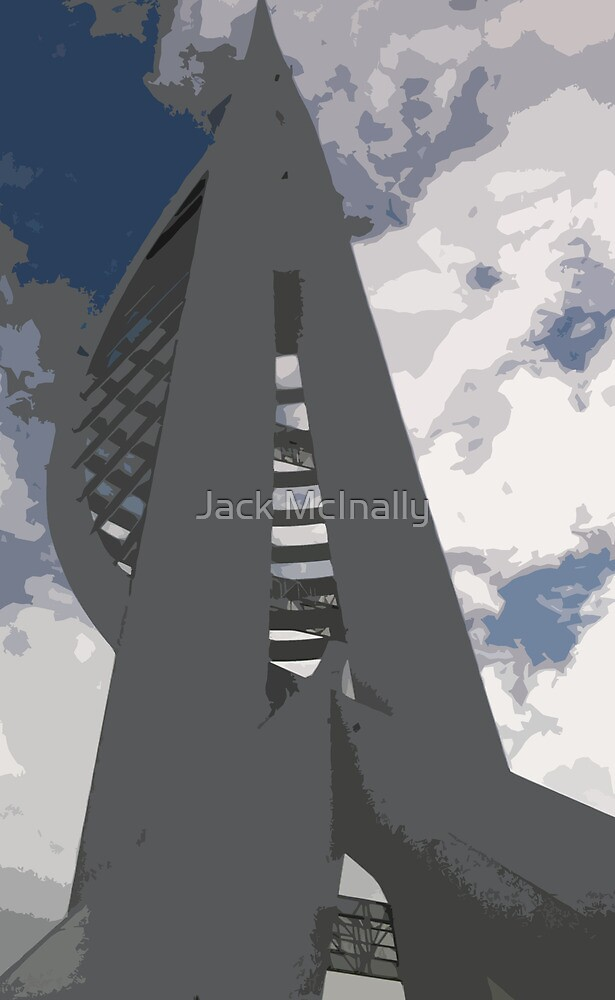 Spinnaker Tower - Portsmouth by Jack McInally