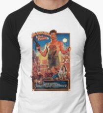 Big trouble in Little China Men's Baseball ¾ T-Shirt