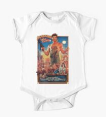 Big trouble in Little China Short Sleeve Baby One-Piece