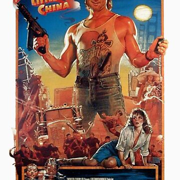 Big trouble in Little China by Edge1989uk