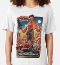 Big trouble in Little China Slim Fit T-Shirt