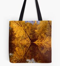 The River of Reflection Tote Bag
