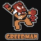 Greedman by The7thCynic