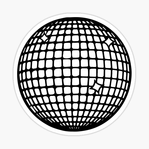 Frank Ocean Endless Globe Logo Sticker