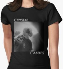 ALICE GLASS Women's Fitted T-Shirt