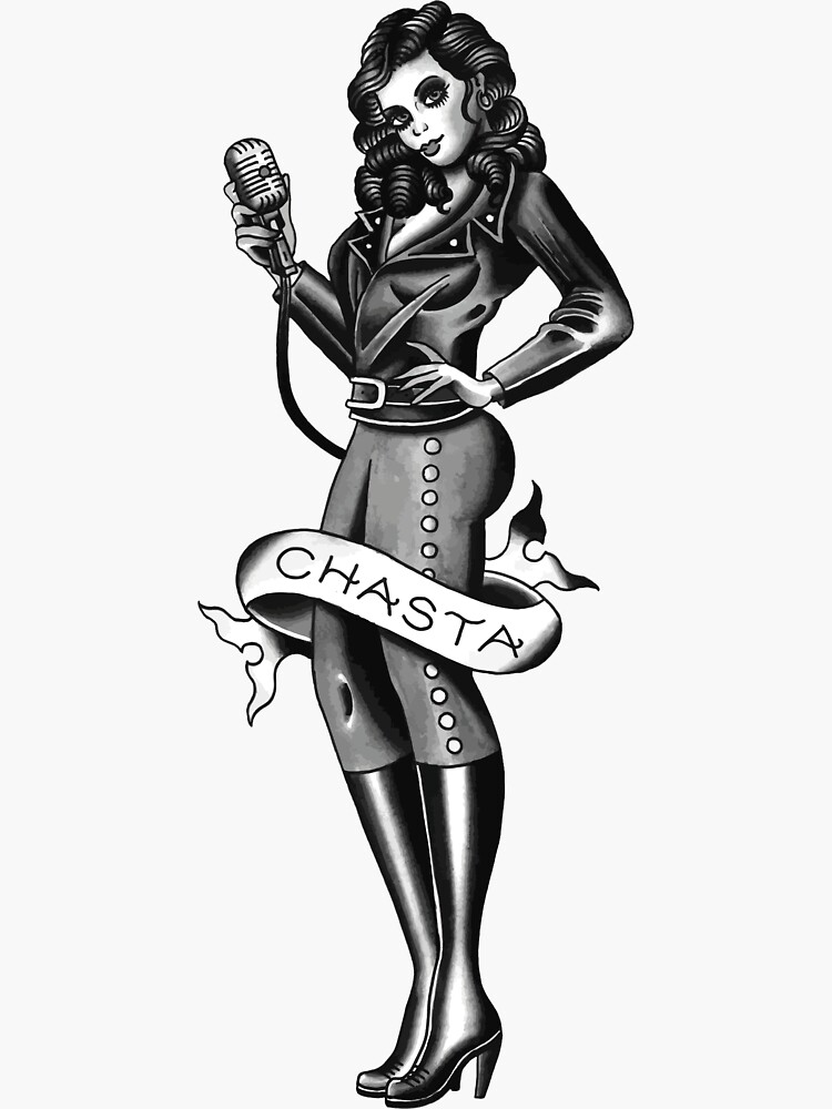 Chasta Pin-Up by chastamedia