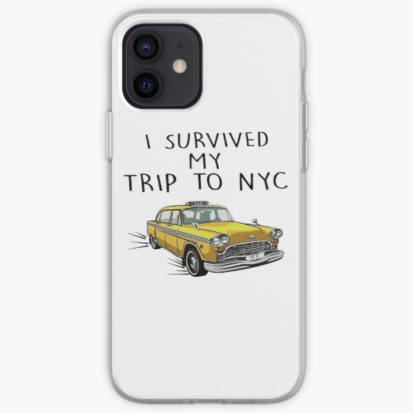 Tom Holland: I Survived My Trip To NYC iPhone Soft Case