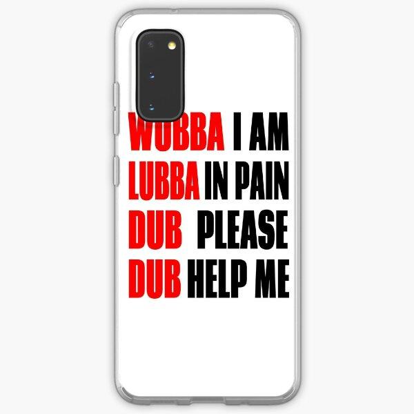 WUBBA LUBBA DUB DUB Samsung Galaxy Soft Case