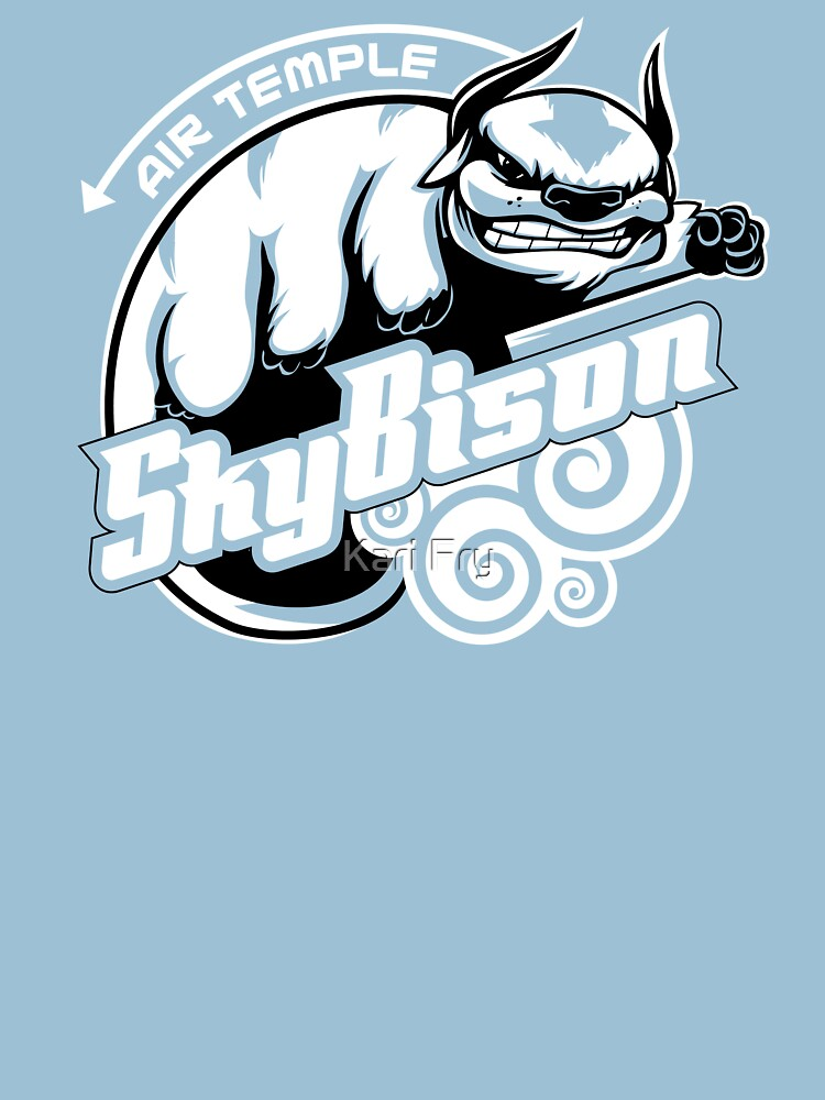 TShirtGifter presents: Air Temple Sky Bison | Unisex T-Shirt