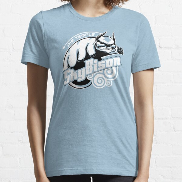 Air Temple Sky Bison Essential T-Shirt