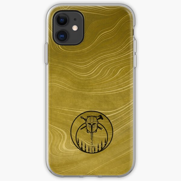 Tribute Beskar  iPhone Soft Case