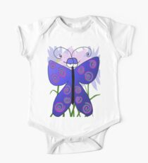 The Butterfly With An Attitude One Piece - Short Sleeve