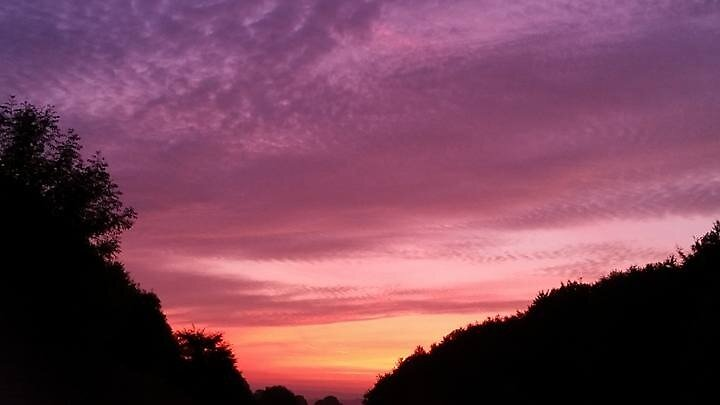 Sunset by Stephen Lovering