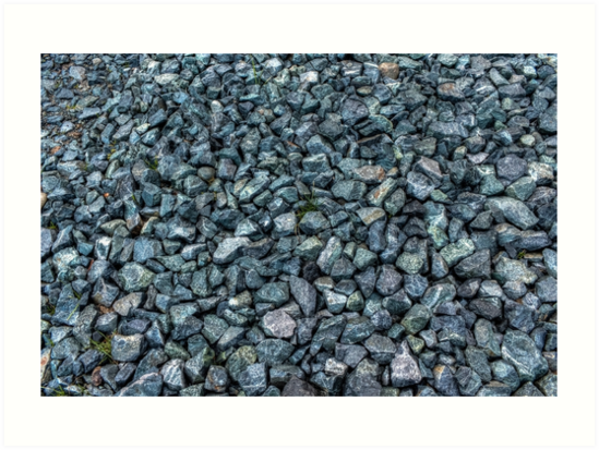 Stones by Kelushan
