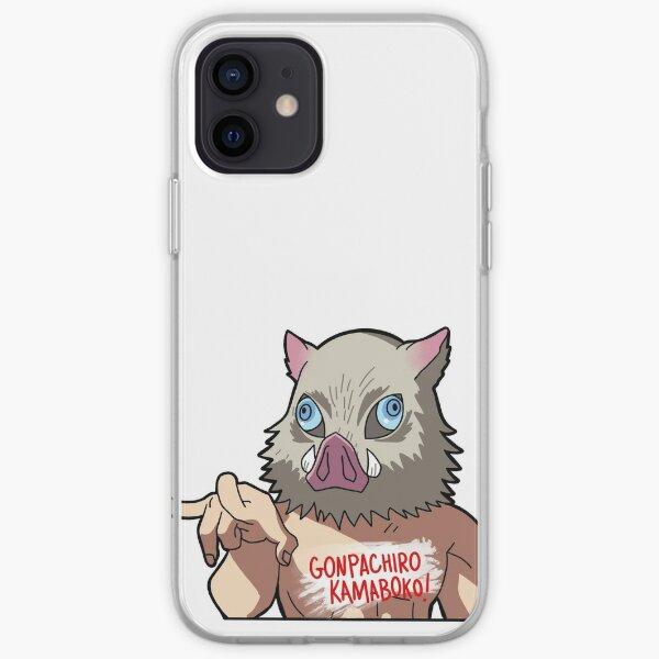 Inosuke Funda blanda para iPhone