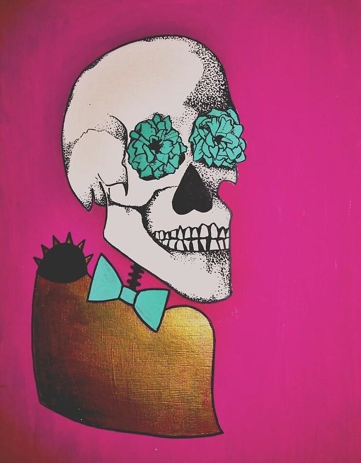 Skeletie by ktagudar