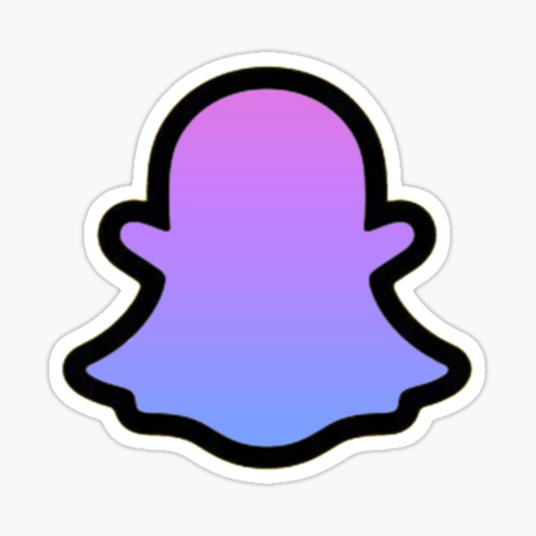 Snapchat Ghost Stickers Redbubble