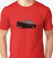 GMC A Team Van Unisex T-Shirt